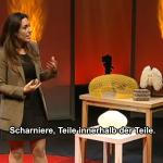 Lisa Harouni: Eine Einführung in den 3D-Druck