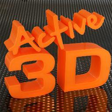 Active 3D Printing