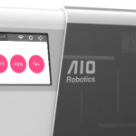AIO Robotics: All-in-one 3D-Drucker, 3D-Scanner, 3D-Kopierer und Fax