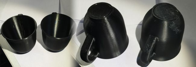 Im Wettkampf: Der billige 3D-Drucker gegen Luxusprodukt