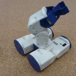 Der Mobot: Roboter aus 3D Druckern