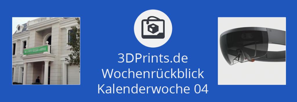 Rückblick 04 – 3D-gedrucktes Apartmenthaus