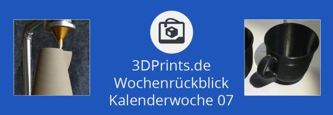 Rückblick 07 – 3D-Drucker für Keramik