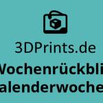 Wochenrückblick KW 10 - Scanner für 3D-gedruckte Waffen