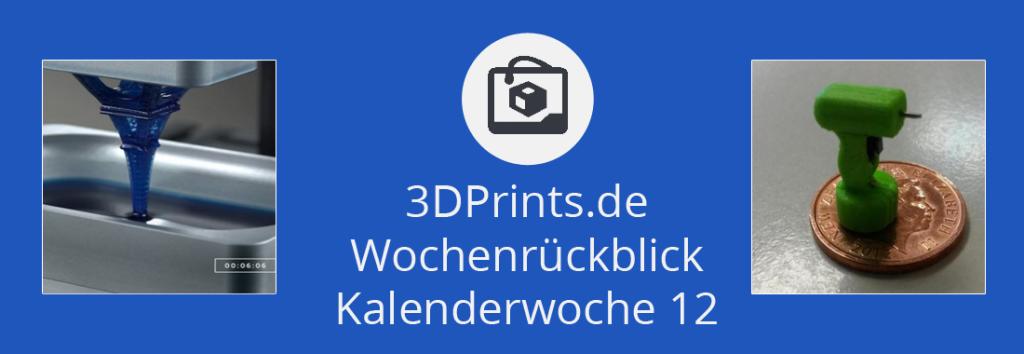 Rückblick 12 – Durchbruch in der 3D Printing Technologie