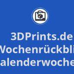Wochenrückblick KW 23 - Fords 3D Printing Lab, erster SLT Stift