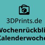 Wochenrückblick KW 8 - Studie, Pinshape, Microsoft Kinect, Sculpteos Infografik